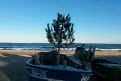 Strand-von-Baabe-Weihnachtszeit